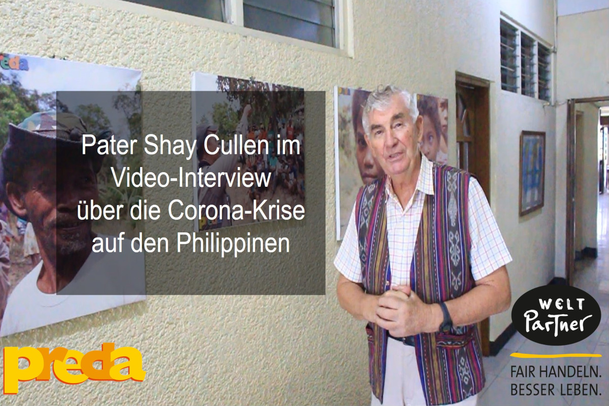 Video-Interview mit Pater Shay Cullen